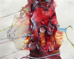 marlene-mocquet-filiation-organique-14-5x21-cm-2014-email-a-froid-marqueur-crayon-de-couleur-huile-c7ee19670cbc7ec31dd8a6f5954e37a7