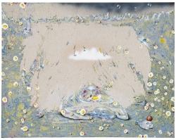 marlene-mocquet-la-loge-souterraine-2014-114x146x6cm-emaila-froid-glycero-bombe-paillete-spray-aerosil-huile-acrylique-lt-8850-b82221dc59391d0e8f61bf367d7fc6da