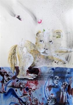 marlene-mocquet-le-chat-bouclier-2012-d174aaa609f9b5e432cf45025f6f87f6
